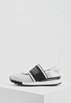 Женские белые итальянские кроссовки