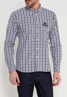 Мужская серая рубашка Lonsdale