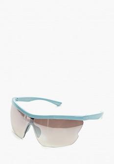 Женские голубые солнцезащитные очки