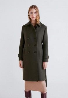 Женское осеннее пальто Mango