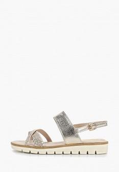 Женские кожаные сандалии Marco Tozzi