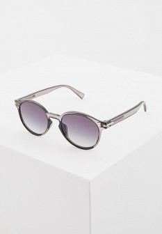 Женские серые солнцезащитные очки