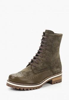 Женские итальянские осенние ботинки