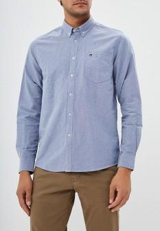 Мужская голубая рубашка MERC