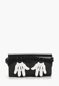 Женская черная сумка Melissa