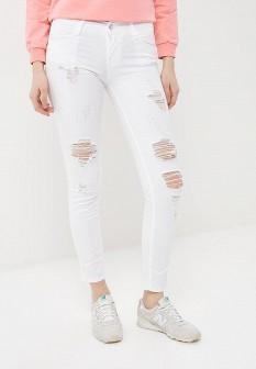 Женские белые джинсы MET