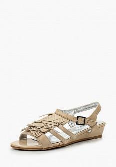 Женские бежевые сандалии Mimoda