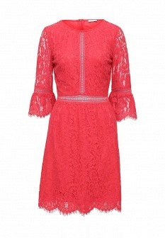 Красное платье Motivi