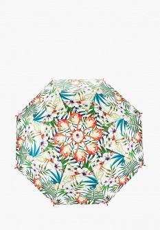 Женский белый зонт трость Modis