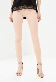 Женские розовые джинсы