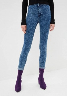 Женские синие джинсы Modis