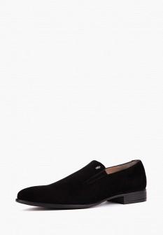Мужские черные осенние туфли