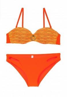 Оранжевый купальник Anabel Arto