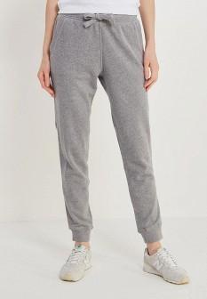 Женские серые спортивные брюки