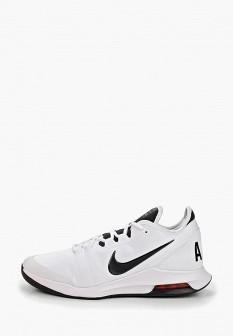 Мужские белые кожаные кроссовки air max