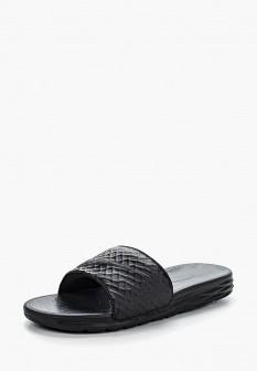 Мужские черные осенние кожаные сандалии