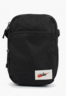 Мужская черная сумка Nike