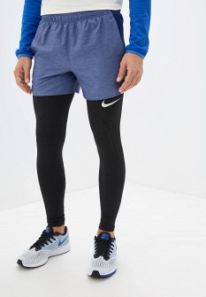 Мужские голубые осенние спортивные шорты
