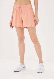 Женские розовые осенние шорты