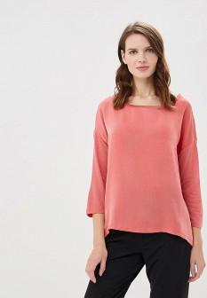 Осенняя коралловая блузка ONLY