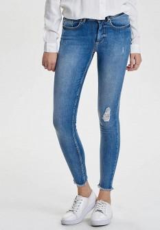 Женские синие джинсы ONLY