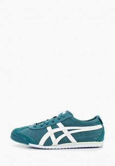 Мужские зеленые кроссовки