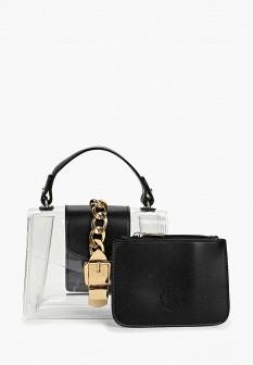 Женская прозрачная сумка