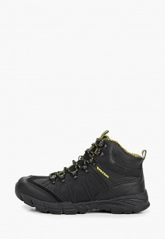Мужские черные трекинговые ботинки