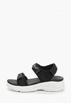 Женские черные сандалии Patrol