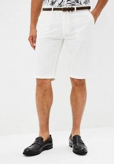 Мужские белые осенние шорты Piazza Italia