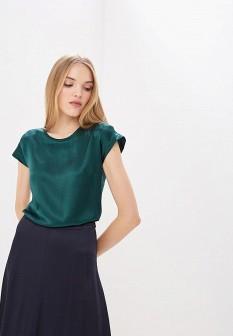 Зеленая блузка PINKO