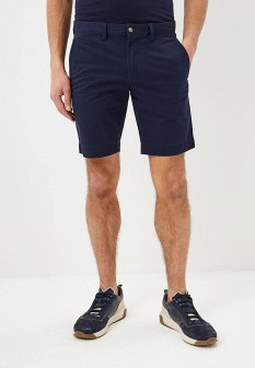 Мужские синие шорты Polo Ralph Lauren
