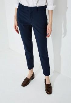 Женские синие осенние брюки Polo Ralph Lauren