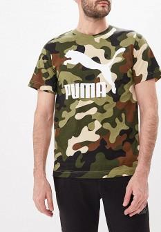 Мужская осенняя футболка Puma