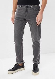 Мужские серые джинсы Quiksilver
