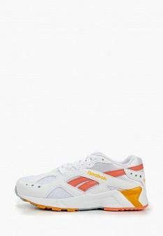 Мужские белые кроссовки Reebok Classics