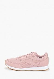 Женские розовые кроссовки Reebok Classics