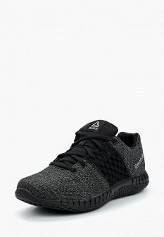 Мужские черные кроссовки Reebok