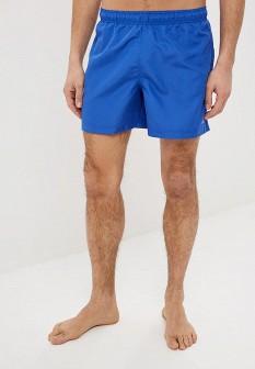 Мужские синие шорты Reebok