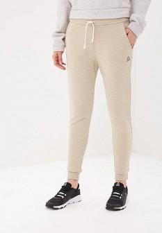 Женские бежевые брюки спорт Reebok