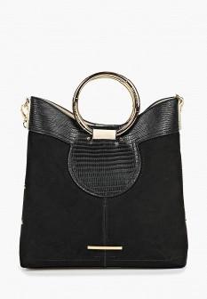 Женская черная сумка River Island