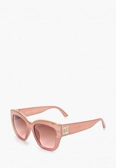 Женские розовые солнцезащитные очки