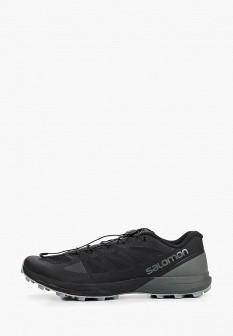 Мужские черные кроссовки SALOMON