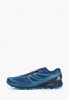 Мужские синие кроссовки SALOMON