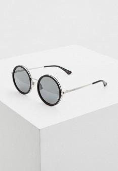 Женские черные итальянские осенние солнцезащитные очки