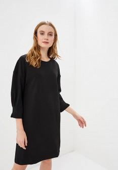 Черное платье SELA