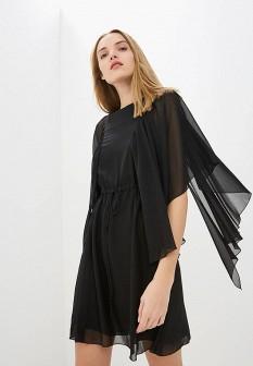 Черное платье See by Chloe