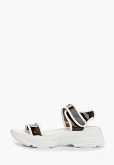 Женские черные сандалии Sergio Todzi