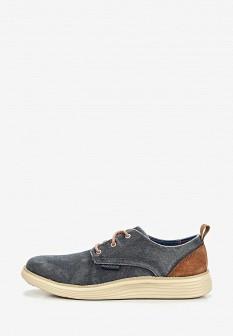 Мужские синие ботинки SKECHERS