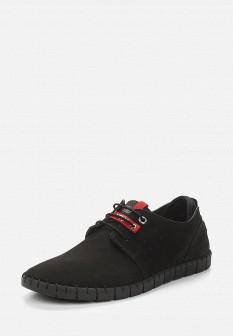 Мужские черные туфли S.OLIVER